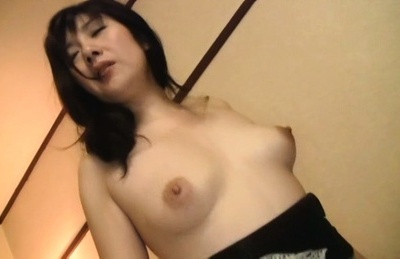 Japanese av model. Japanese AV Model has naughty breasts touched